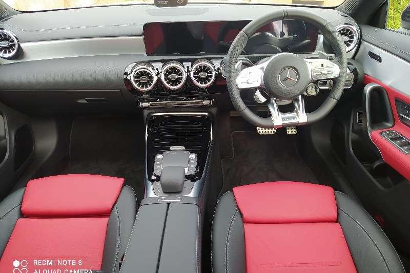 Used 2021 Mercedes Benz CLA AMG 35 4MATIC