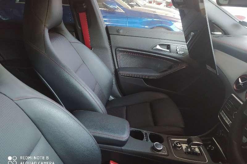 2016 Mercedes Benz CLA AMG CLA 45 S