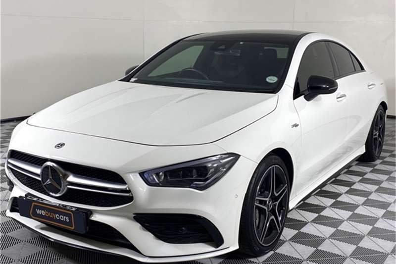 2020 Mercedes Benz CLA AMG CLA35 4MATIC