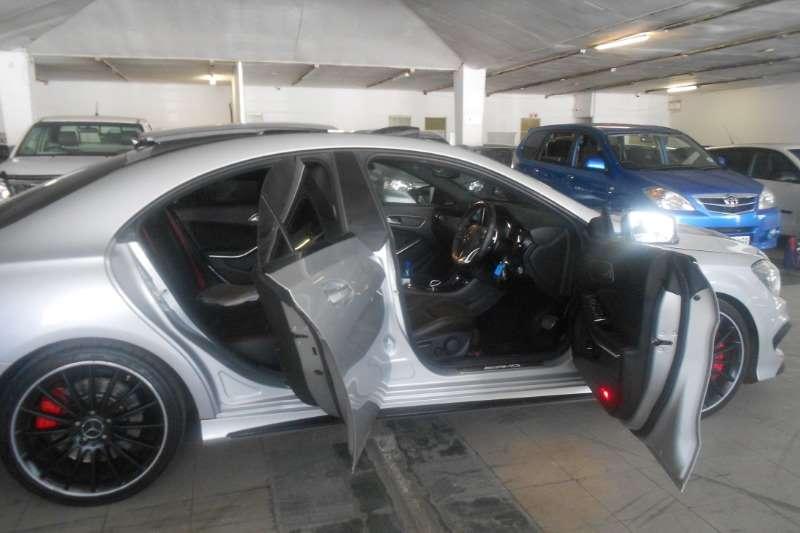 2016 Mercedes Benz CLA 45 AMG 4Matic
