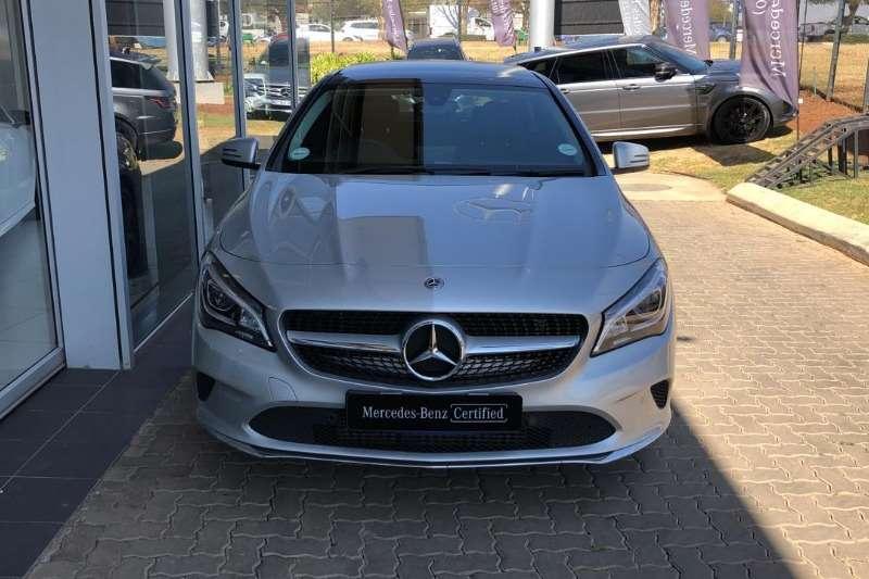 2018 Mercedes Benz CLA 200d auto
