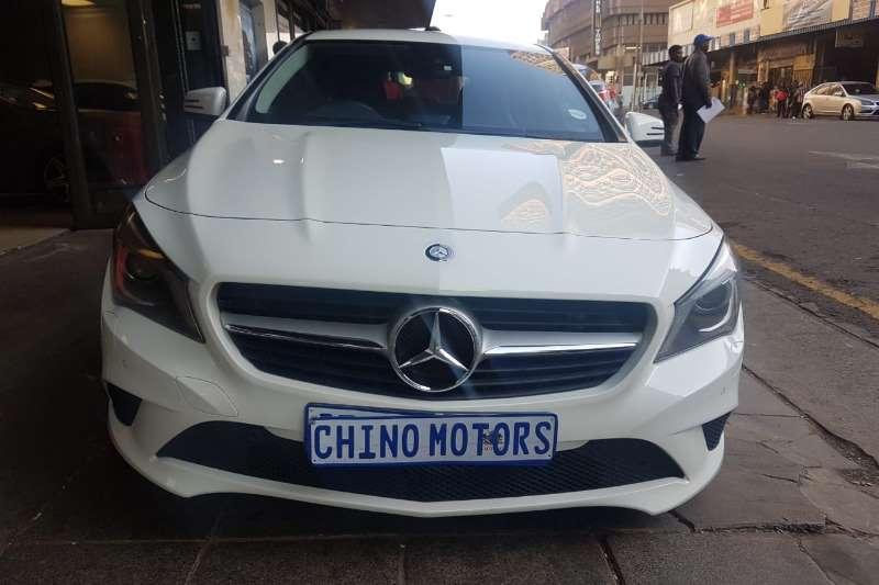 2014 Mercedes Benz CLA 180 auto