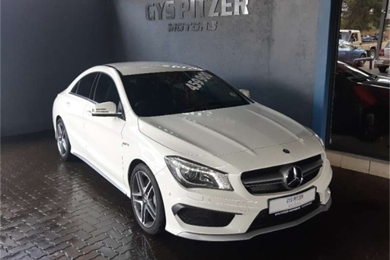 2014 Mercedes Benz CLA 45 AMG 4Matic