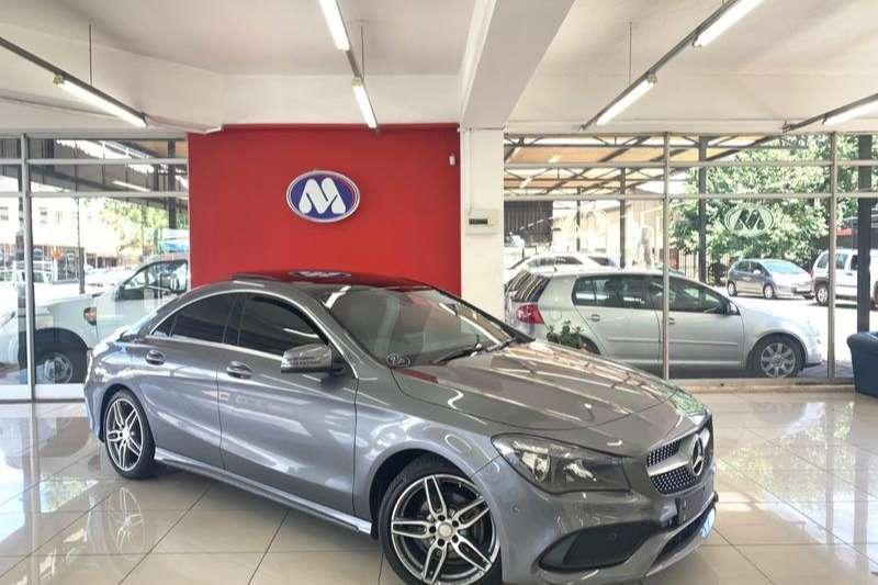 2017 Mercedes Benz CLA 200 auto