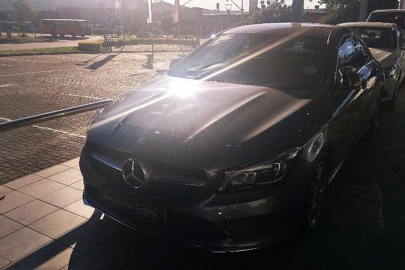 2017 Mercedes Benz CLA 220d A/T