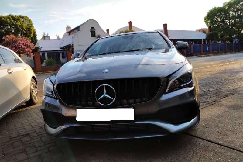 2018 Mercedes Benz CLA 200 AMG A/T