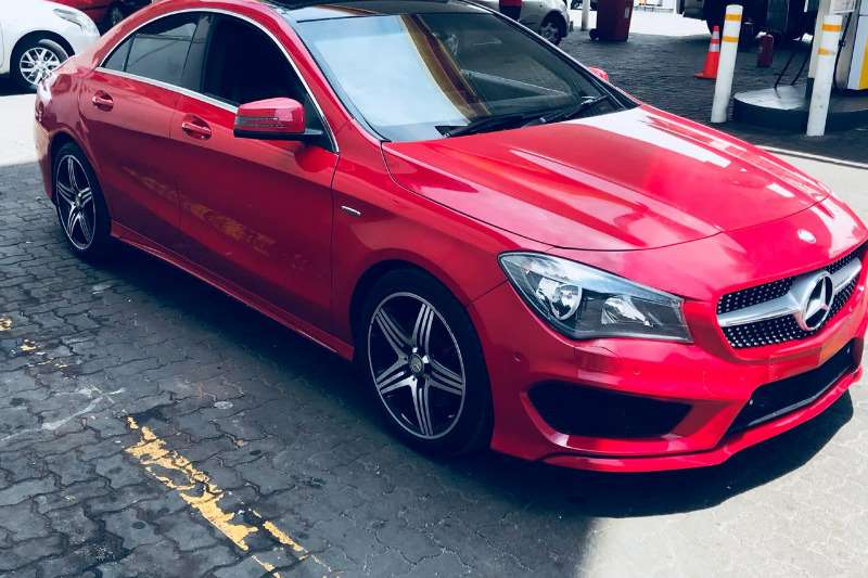 2014 Mercedes Benz CLA 250 Sport 4Matic