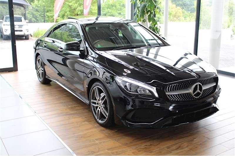 2019 Mercedes Benz CLA 200 AMG Line auto