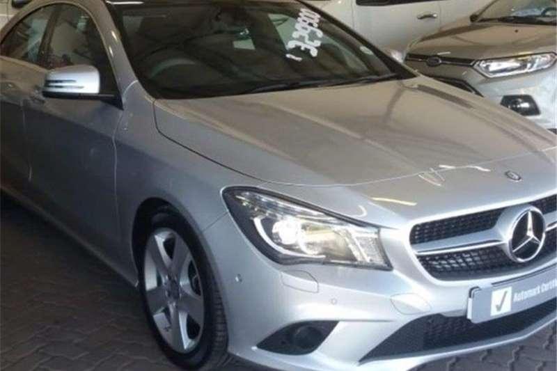 2014 Mercedes Benz CLA 220 CDI