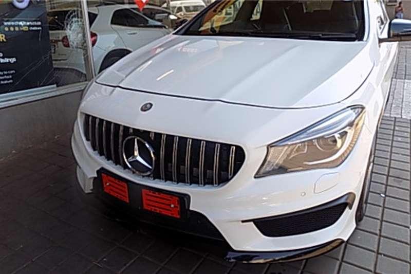 2014 Mercedes Benz CLA 45 AMG 4Matic Edition 1