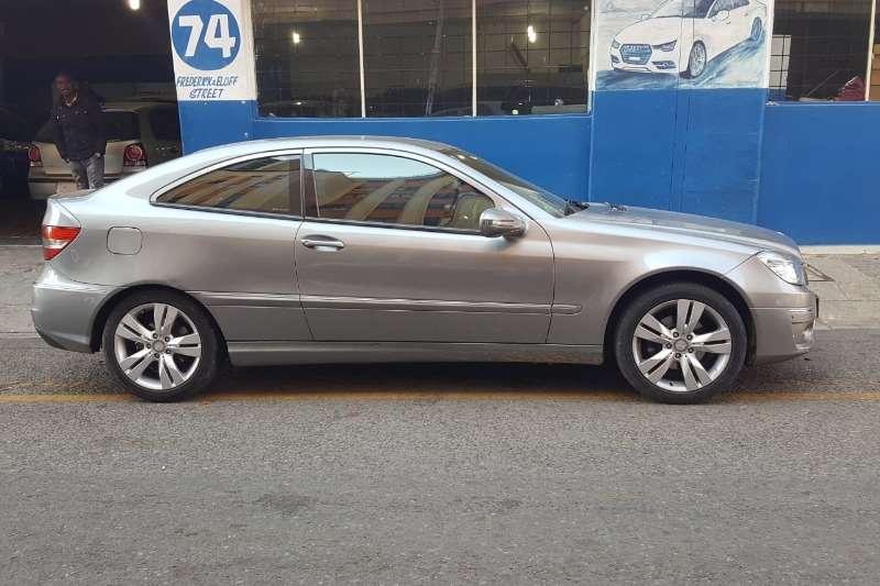 Used 2011 Mercedes Benz CLC 180 Kompressor