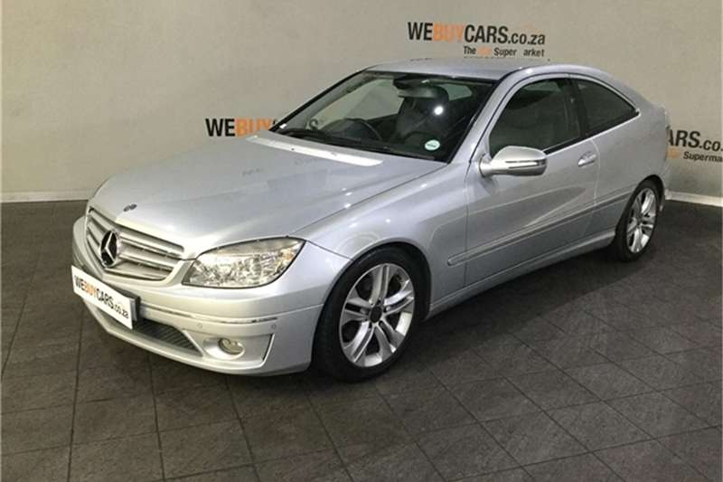 Mercedes Benz CLC 200 Kompressor 2008