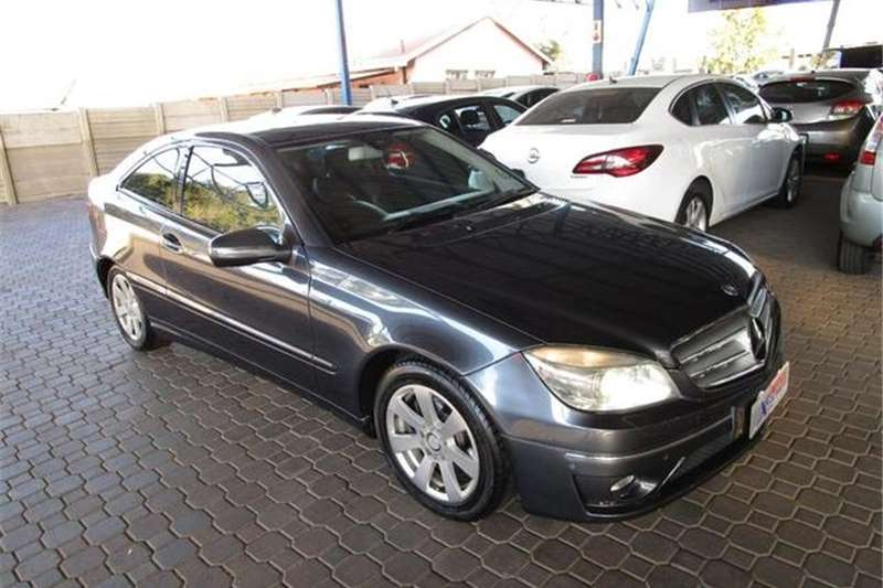 Mercedes Benz CLC 200 Kompressor Sports Auto 2009
