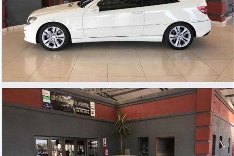 Mercedes Benz CLC 350 2010