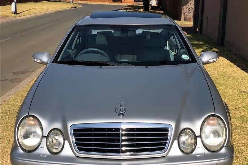 Mercedes Benz CLK 2000