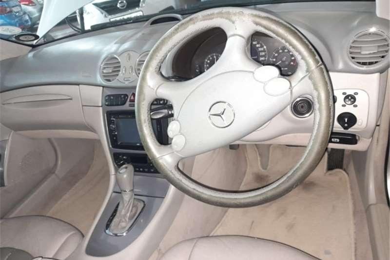 Used 2003 Mercedes Benz CLK