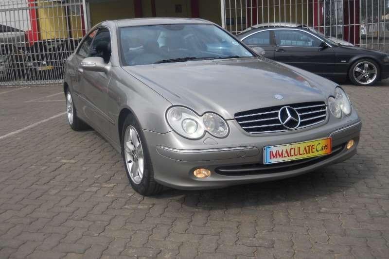 Mercedes Benz CLK 2004