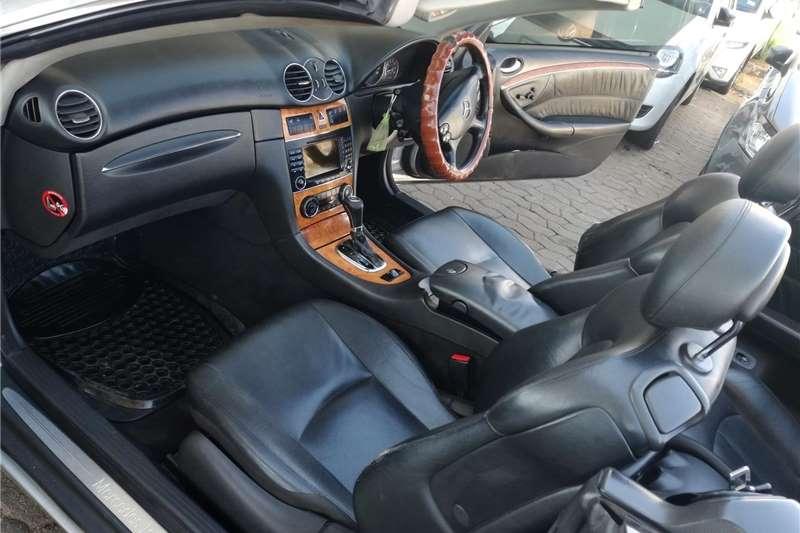 2006 Mercedes Benz CLK