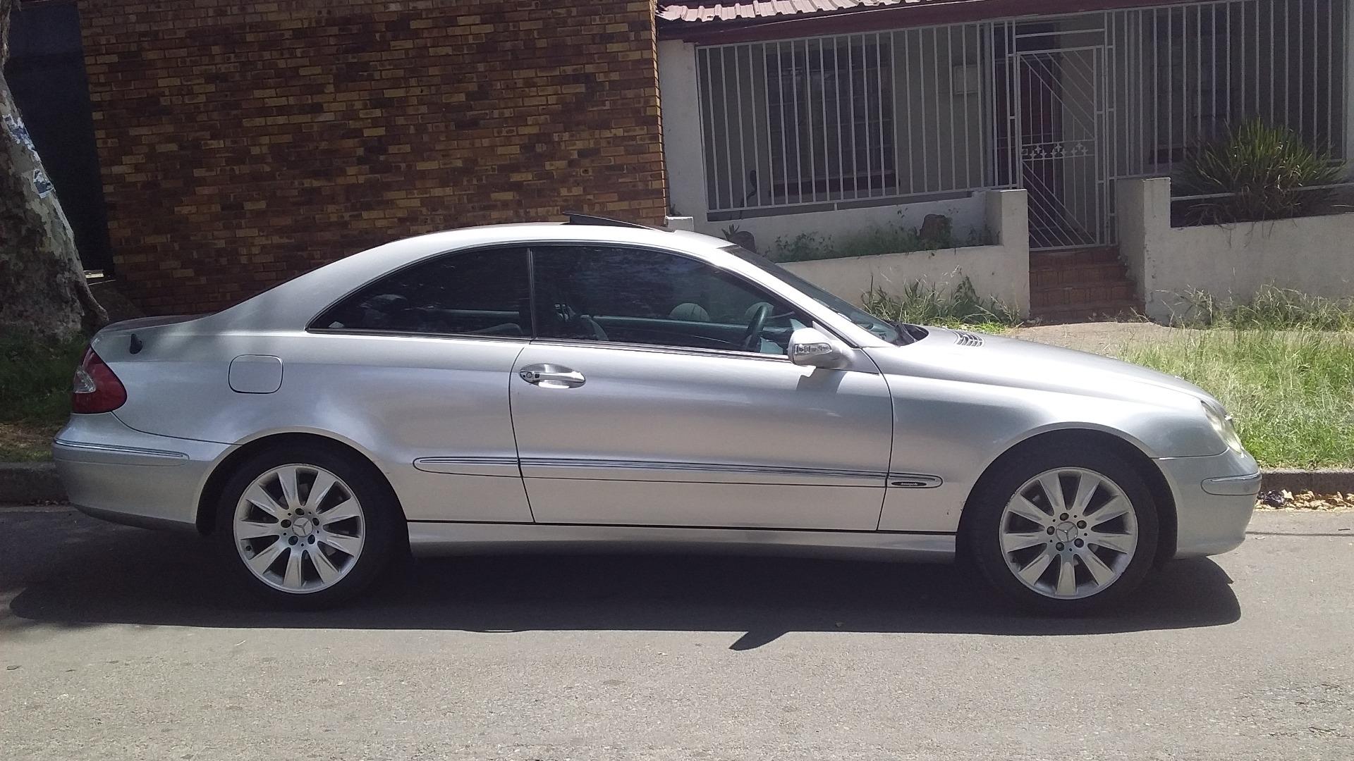 Mercedes Benz CLK CLK320 cabriolet Avantgarde for sale in ...