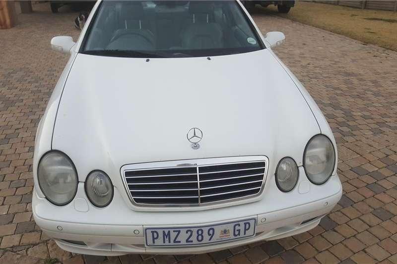 Mercedes Benz CLK 320 cabriolet Elegance 2001