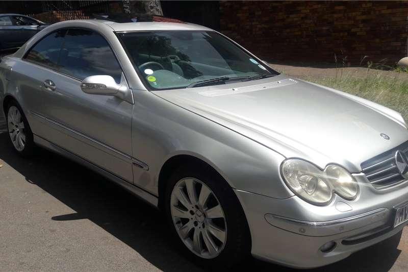 Mercedes Benz CLK 320 cabriolet Elegance 2003