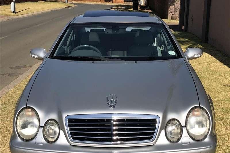 Mercedes Benz CLK 320 coupé Elegance 2000