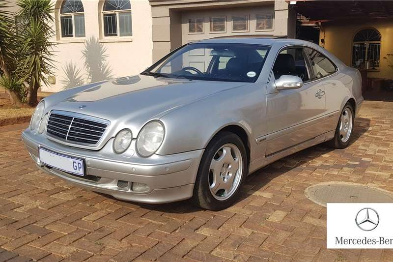 Mercedes Benz CLK 320 coupé Elegance 2001
