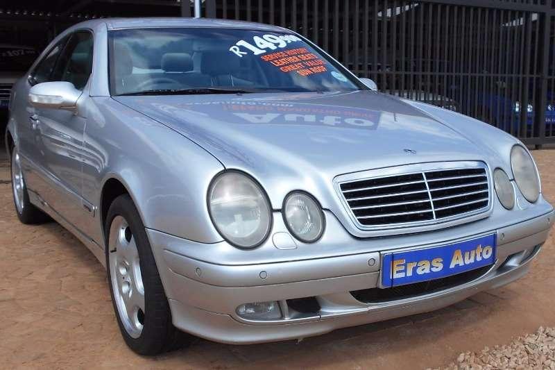Mercedes Benz CLK 320 coupé Elegance 2001
