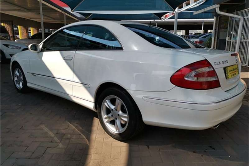 Mercedes Benz CLK 320 coupé Elegance 2003