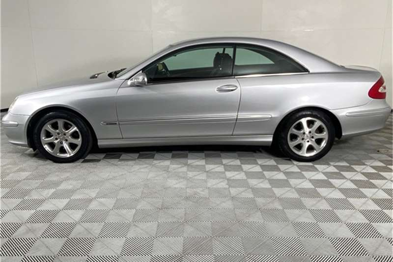 2004 Mercedes Benz CLK CLK320 coupé Elegance