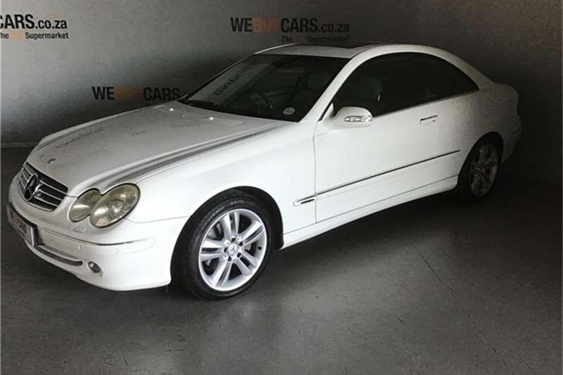 Mercedes Benz CLK 320 coupé Elegance 2005