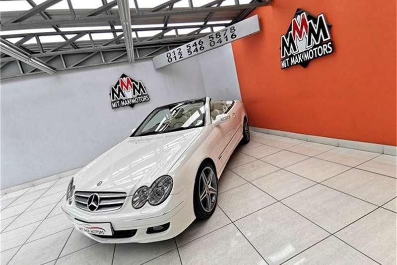 Mercedes Benz CLK 350 cabriolet Elegance 2007