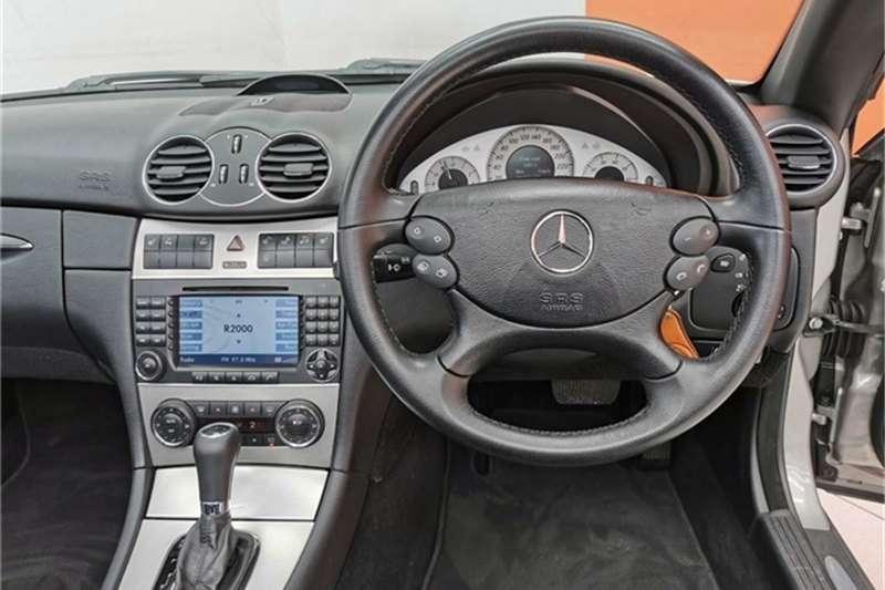 Mercedes Benz CLK 350 cabriolet Elegance 2008