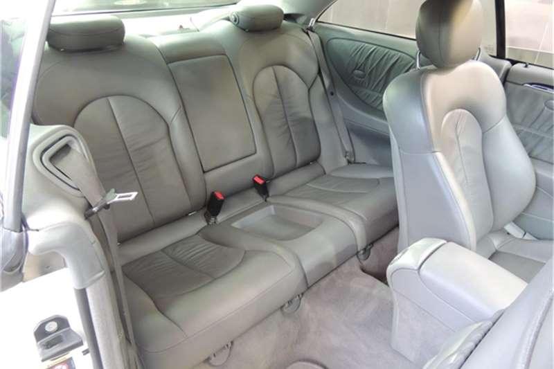 Used 2007 Mercedes Benz CLK 350 Elegance