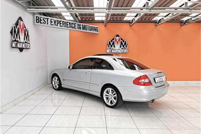 Used 2008 Mercedes Benz CLK 350 Elegance