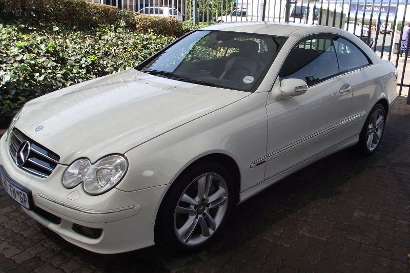 2009 Mercedes Benz CLK