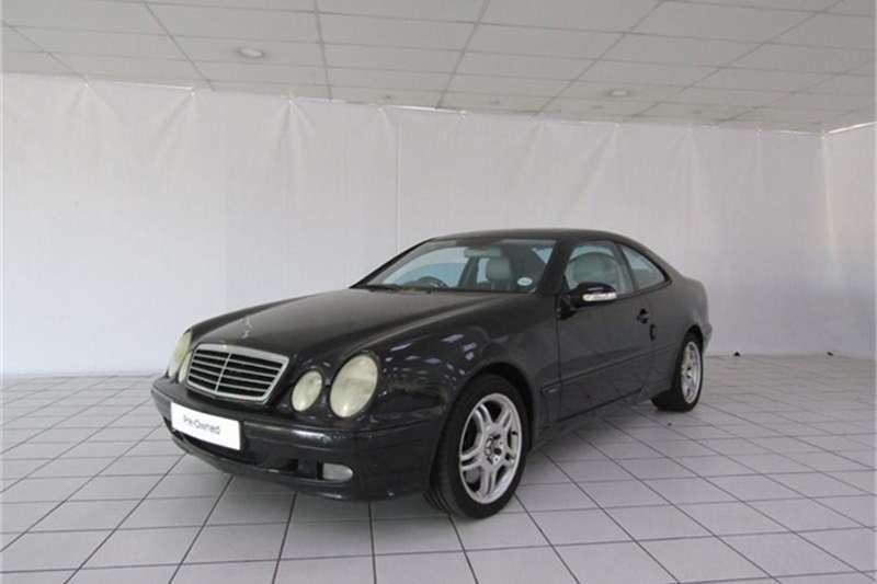 Mercedes Benz CLK 430 A/T 2001
