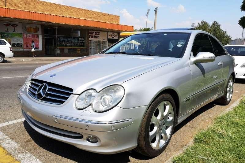 Mercedes Benz CLK CLK500 Avantgarde for sale in Gauteng ...