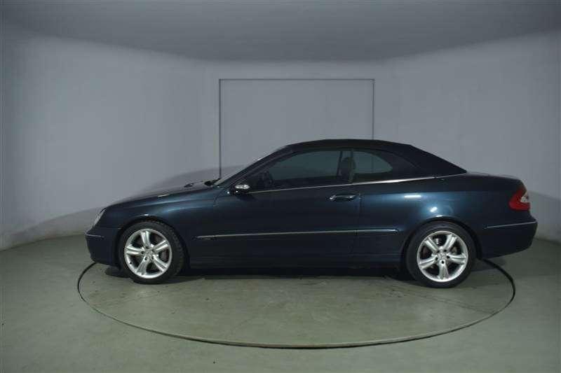 Mercedes Benz CLK 500 CABRIOLET 2004