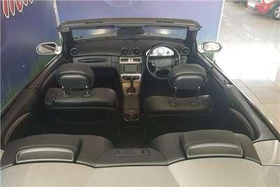 Mercedes Benz CLK 500 cabriolet Avantgarde 2008