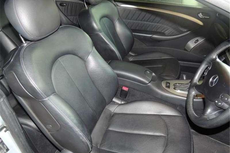 Mercedes Benz CLK 500 cabriolet Elegance 2010
