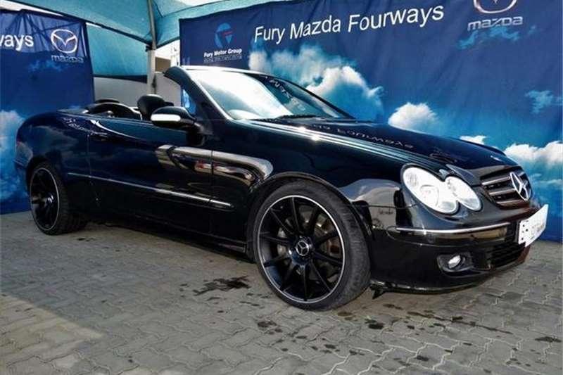 2008 Mercedes Benz CLK