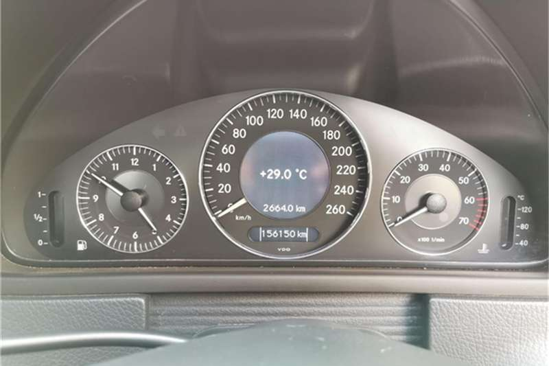 Mercedes Benz CLK 500 coupé Elegance 2004