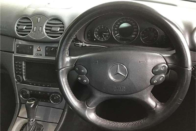 Mercedes Benz CLK 500 coupé Elegance 2005