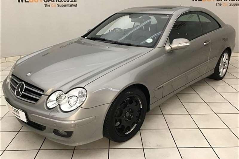 Mercedes Benz CLK 500 Elegance 2007