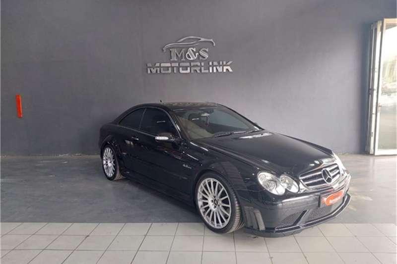 Mercedes Benz CLK 63 AMG 2009