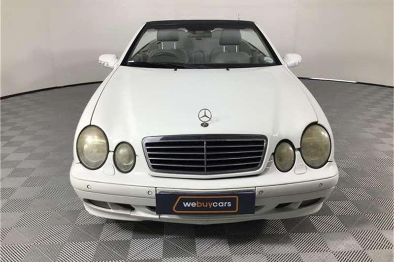 Mercedes Benz CLK Class Cabriolet 2000
