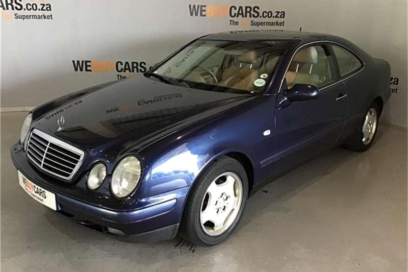Mercedes Benz CLK CLASS COUPE 1999