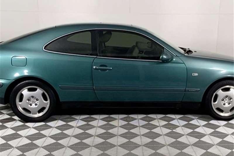 Used 1999 Mercedes Benz CLK