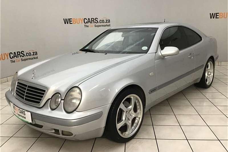 1999 Mercedes Benz CLK
